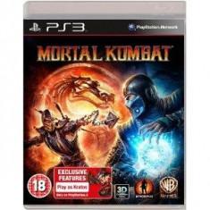 Mortal Kombat PS3 foto
