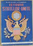 ALLAN NEVINS - ISTORIA STATELOR UNITE-ISTORIA UNUI POPOR LIBER -EDITIA II {1946}
