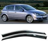 Paravanturi Opel Astra H III 5 usi 2004-2009 set 2 deflectoare