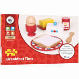 Set mic dejun din lemn - BigJigs