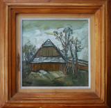 Ion Carp-Fluerici (1947-1998) - Șură veche, 1970