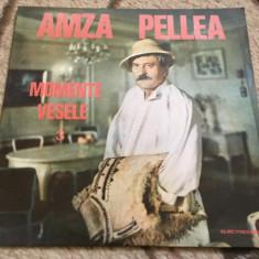 Amza Pelea - Momente vesele nr. 3 - 1disc/placa vinil/vinyl pick-up
