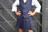 Vesta Scolara Unite Uniform Negru, Albastru, Gri, 10-11 ani, 11-12 ani, 12-13 ani, 13-14 ani, 14-15 ani, 15-16 ani, 5-6 ani, 6-7 ani, 7-8 ani, 8-9 ani, 9-10 ani, Bleumarin