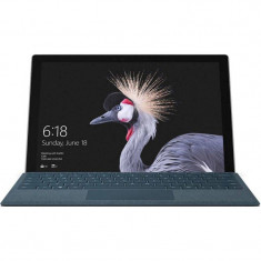 Laptop Microsoft Surface Pro 12.3 inch Touch Intel Core i5-7300U 8GB DDR3 256GB SSD Silver