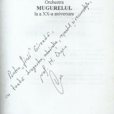 "AMS - FILE DE MONOGRAFIE - ORCHESTRA ""MUGURELUL"""