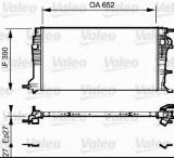 Radiator, racire motor RENAULT MEGANE III Grandtour (KZ0/1) (2008 - 2016) VALEO 735182
