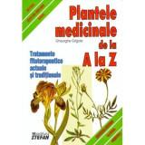 Plantele Medicinale de La A La Z - V.Duta(ed.Stefan)