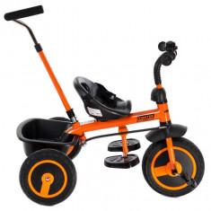 Tricicleta 2 in 1 Kimster Orange