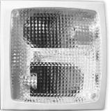 Plafoniera 1XE27 Max. 26W IP20 Model Kare-2 Culoare Alb EL0027926