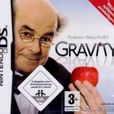 Joc Nintendo DS Proffesor Heinz Wolff's GRAVITY