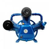 Cumpara ieftin Cap compresor de aer cu 3 pistoane compresie in doua etape 500l/min 12.5 bari B-AC3065TS