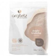 Pudra de argila alba, ultra-ventilata, pt ten tern, imbatranit/matur, Argiletz,...
