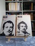 COMEDIA UMANA - BALZAC - VOL 4 ȘI 5-EDITURA UNIVERS - CARTONATĂ