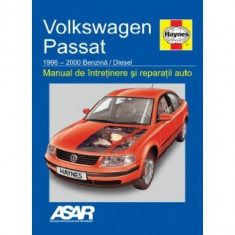 Manual VW Passat (1996 - 2000)