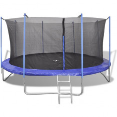 Set trambulină cu cinci piese 3,96 m