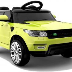 Masinuta electrica Road Racer, verde