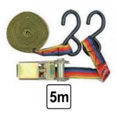 CORDELINA CU CLICHET 5MX25MM