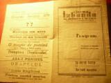 Program Cinema Izbanda -Calea Vacaresti 21-interbelic cu Film Se aprind facliile