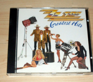 ZZ Top - Greatest Hits CD original 1992 Warner Comanda minima 100 lei