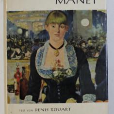 MANET von DENIS ROUART , 1957