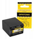 PATONA | Acumulator compatibil Sony NP FV100 NPFV100 | HDR-CX300E HDR-CX350