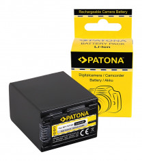 PATONA   Acumulator compatibil Sony NP FV100 NPFV100   HDR-CX300E HDR-CX350 foto