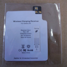QI Wireless Charger Charging Reciever Card for Samsung Galaxy S5