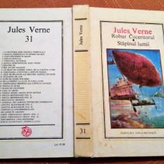Robur Cuceritorul. Stapanul lumii. Ed. Ion Creanga 1982, Nr. 31 - Jules Verne