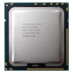 Procesor server Intel Xeon Quad-Core E5520 2.26GHz (Up to 2.53GHz), Socket...