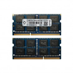 Memorie Laptop ValueTech 8GB DDR3, 1600MHz, SODIMM, 2RX8, PC3L