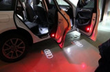 Lumini de usi cu Logo VW / Audi / BMW proiectoare LED / Set 2 Buc/ Universale