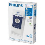 Set saci aspirator PHILIPS S-Bag FC8021/03, 4 buc