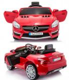 Masinuta electrica cu telecomanda 2.4 Ghz Mercedes Benz AMG SL63 Red
