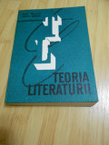 RENE WELLEK--TEORIA LITERATURII