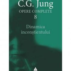 Opere complete. Vol. 8 Dinamica inconştientului