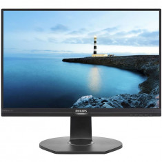 Monitor LED Philips 240B7QPTEB 24.1 inch 5 ms Black