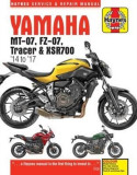 Yamaha Mt-07, '14-'17: Mt-07 ('14-'17), Fz-07 ('15-'17), Mt-07tr Tracer ('16-'17), Xsr700 ('15-'17) (Includes Special Edition Models)