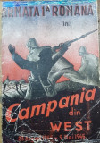 ARMATA I-a ROMANA IN CAMPANIA DIN WEST 23 AUGUST 1944 - 9 MAI 1945 1945