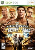 WWE Legends of Wrestlemania XB360