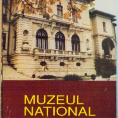 MUZEUL NATIONAL COTROCENI, 1993