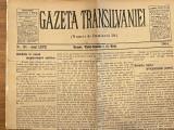Ziarul Gazeta Transilvaniei - 8 Mai 1904