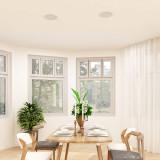 Difuzoare de perete și tavan, cu tweeter, 2 buc., 240 W, vidaXL