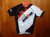 Tricou ciclism Ironman European Championship (Swim Bike Run); marime S, vezi dim