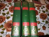 A. Dumas - Contele de Monte Cristo - 3 volume - 1957 - cartonate