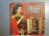 Cornelia Catanga - Cantece..... (ST-CP0235/EUROSTAR) - Vinil/stare disc : NM