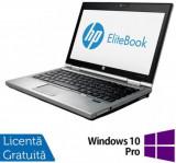 Laptop Refurbished HP EliteBook 2570P (Procesor Intel® Core™ i5-3320M (3M Cache, up to 3.30 GHz), Ivy Bridge, 12.5inch, 4GB, 120GB SSD, Intel® HD Grap