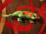 Dinozaur din plastic i