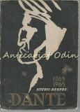 Cumpara ieftin Studii Despre Dante - Alexandru Balaci - Tiraj: 5170 Exemplare