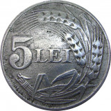 Romania, 5 lei 1942_Mihai I_regat * cod 11