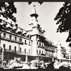 CALIMANESTI – SANATORIUL BALNEAR, PAVILIONUL CENTRAL CP CIRCULATA #colectosfera, Fotografie